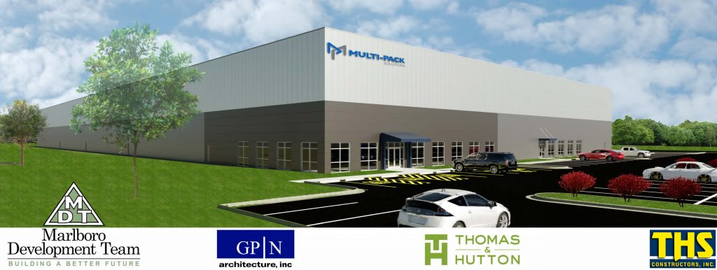 125,000 Square Foot Industrial Build-To-Suit in Greenville, SC